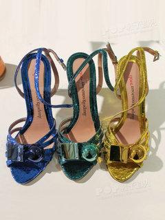 2019年11月巴黎女鞋凉鞋展会跟踪223548