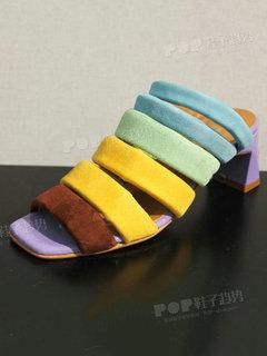 2019年11月巴黎女鞋拖鞋展会跟踪223582
