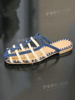 2019年11月巴黎女鞋拖鞋展会跟踪223581