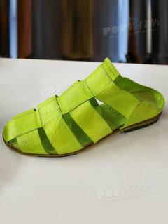 2019年11月巴黎女鞋拖鞋展会跟踪223567