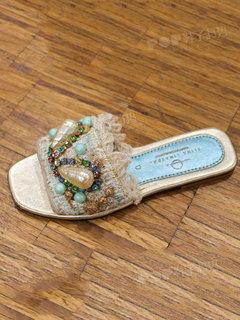 2019年11月巴黎女鞋拖鞋展会跟踪223585