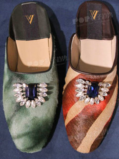 2019年11月巴黎女鞋拖鞋展会跟踪223602