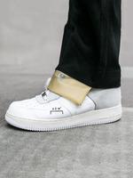 运动鞋街拍时尚