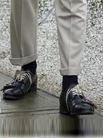 2018SS男鞋单鞋街拍时尚