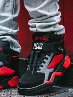 运动鞋靴子街拍时尚