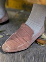 2018SS女鞋单鞋街拍时尚