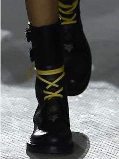 2020早春(CR)Louis Vuitton女鞋靴子T台