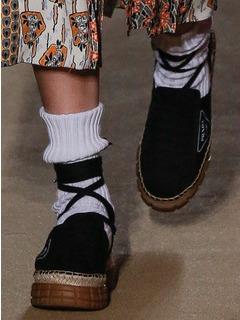 2020SSPRADA女鞋凉鞋T台