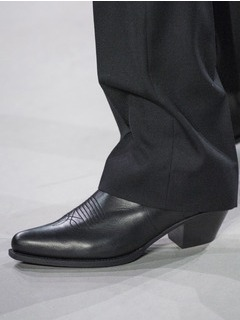 2020SSCeline男鞋靴子T台