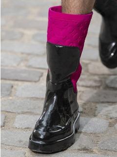 2020SSLouis Vuitton男鞋靴子T台