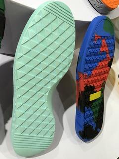 运动鞋细节展示
