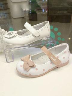 2019SS童鞋单鞋商场实拍