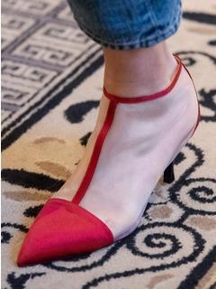 2020SS女鞋靴子T台