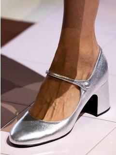 2020SSPRADA女鞋单鞋T台