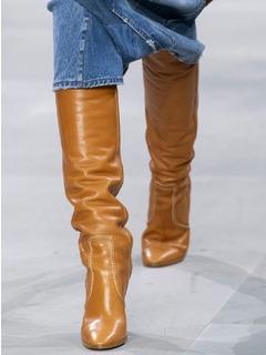 2020SSCeline女鞋靴子T台