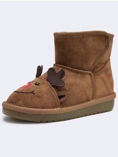 2019-20秋冬(AW)Balabala童鞋靴子品牌精选