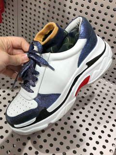 2019-20秋冬(AW)女鞋单鞋商场实拍