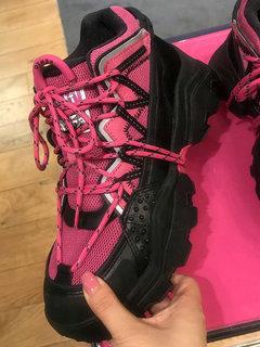 2019-20秋冬(AW)KENZO女鞋单鞋商场实拍