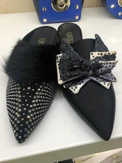 2019-20秋冬(AW)Loriblu女鞋拖鞋商场实拍