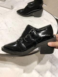2019-20秋冬(AW)Marsell女鞋单鞋商场实拍