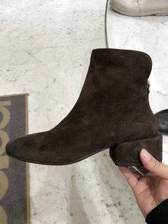 2019-20秋冬(AW)Marsell女鞋靴子商场实拍