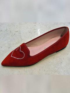 2020SS女鞋单鞋商场实拍
