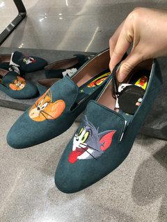 2020SSZara女鞋单鞋商场实拍