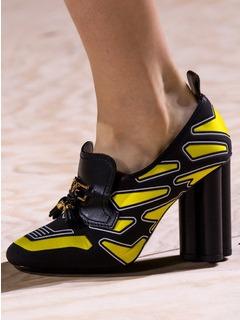 2020SSLouis Vuitton女鞋单鞋T台
