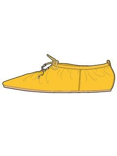 2020-21秋冬(AW)女鞋单鞋设计手稿