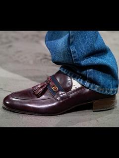 2020-21秋冬(AW)Gucci男鞋单鞋T台