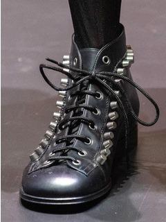 2020-21秋冬(AW)Gucci女鞋靴子T台