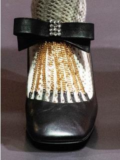 2020-21秋冬(AW)Gucci女鞋单鞋T台