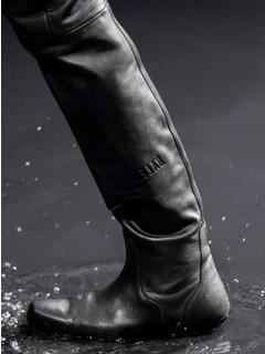 20/21秋冬Balenciaga女鞋靴子T台