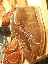 2011年7月意大利里维埃拉男鞋靴子展会跟踪8100