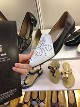 2014年9月香港女鞋单鞋展会跟踪80603