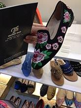 2014年9月香港女鞋单鞋展会跟踪80601