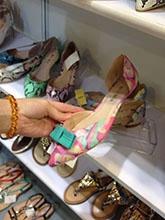 2014年9月香港女鞋单鞋展会跟踪80599