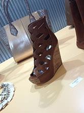 2014年9月香港女鞋凉鞋展会跟踪80557