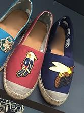 2016年5月广州女鞋单鞋展会跟踪154458