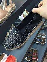 2016年5月广州女鞋单鞋展会跟踪154455