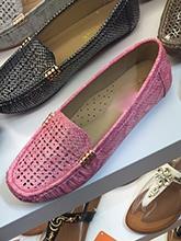 2016年5月广州女鞋单鞋展会跟踪154419