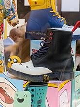 2016年10月伦敦童鞋靴子展会跟踪167564