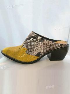2019年2月纽约女鞋拖鞋展会跟踪208299