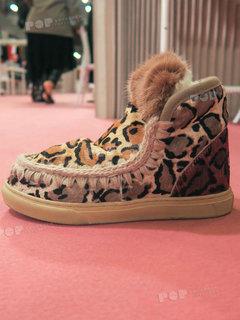 2019年2月纽约女鞋靴子展会跟踪208287