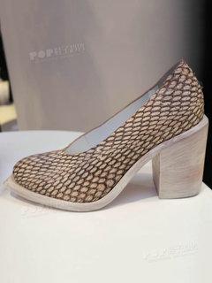 2019年5月巴黎女鞋单鞋展会跟踪212055