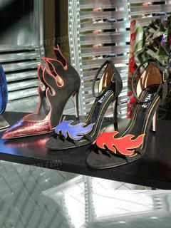 2019年5月巴黎女鞋凉鞋展会跟踪212061