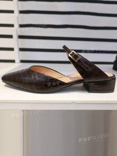 2019年5月巴黎女鞋拖鞋展会跟踪212088