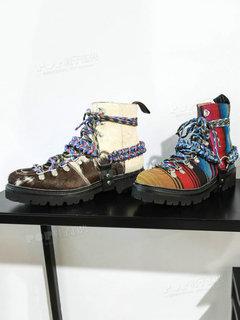 2019年5月巴黎女鞋靴子展会跟踪212066