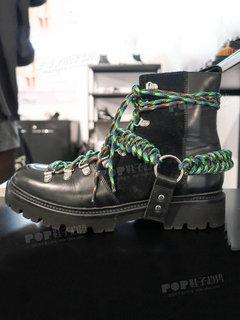 2019年5月巴黎女鞋靴子展会跟踪212072