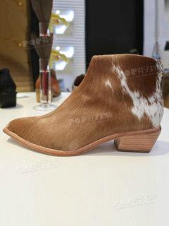 2019年5月巴黎女鞋靴子展会跟踪212073